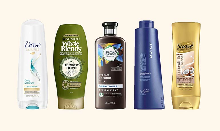 Top hair conditioner brands